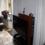 Kersen houten tv-meubel